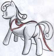 author_fancy author_like blank_flank clothes colour doodle earth_pony equine female filly ink ink_sketch mane pony robe rump saddle sketch tail // 1288x1340 // 299.2KB