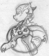 Chimera Dionysus Revel_Romp author_fancy author_indifferent author_like balloon_sitting balloon_straddle balloons blush dragon horn leopard pencil pencil_sketch plot pony sketch unicorn wings // 411x468 // 42.6KB
