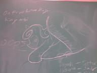 author_fancy author_indifferent blank_flank butt chalk chalkboard chalk_sketch doodle female filly fim free_balloon_day Friendship_is_Magic goofy MLP MLPFiM My_Little_Pony oops plot pony rump silly sketch Squeaky_Saturday Sweetie_Belle unicorn // 2048x1536 // 783.7KB